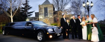 Black Chrysler Limousine Hire Melbourne