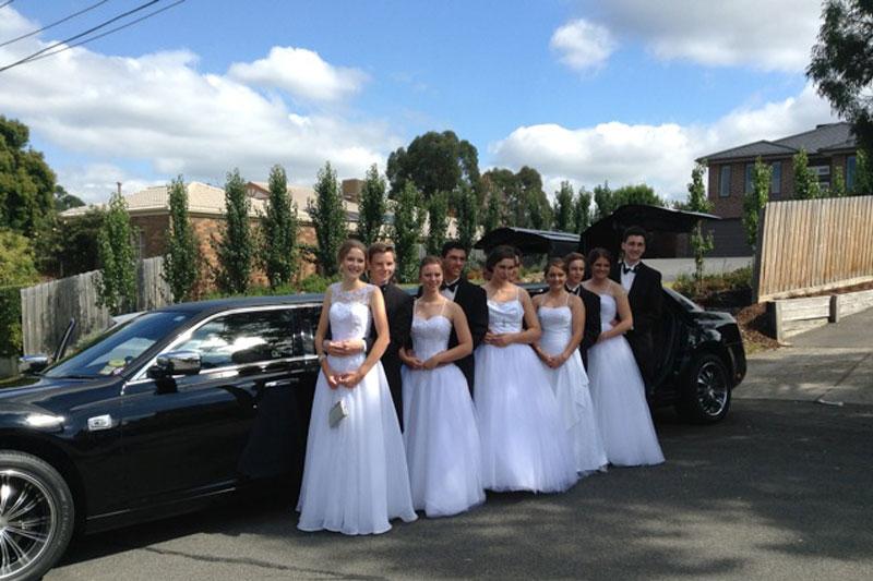 Enrik Limousines - School Formal Transport Hire Melbourne