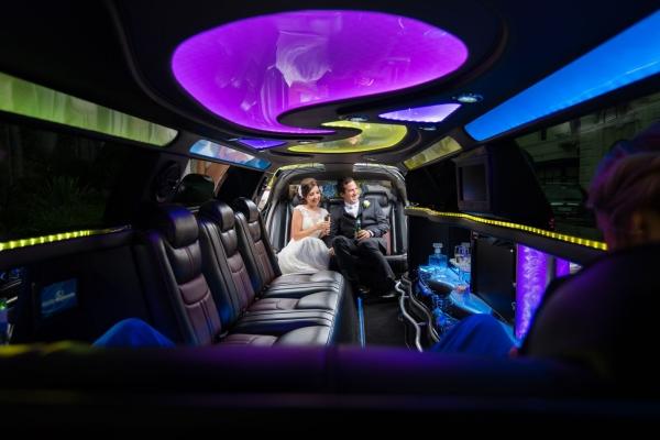 Enrik Limousines - Beautiful Wedding Limousines