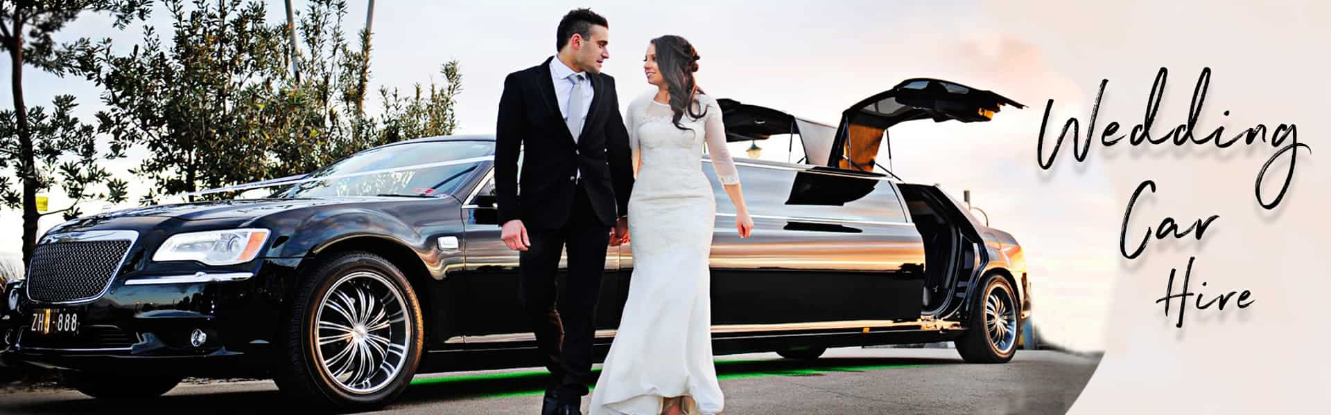 Wedding Car Hire- Enrik Limousines