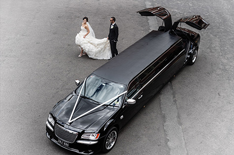 Enrik Limousines - Wedding Transport Limousine Hire