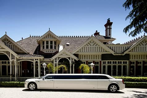 Enrik Limousines - Wedding Limo Hire