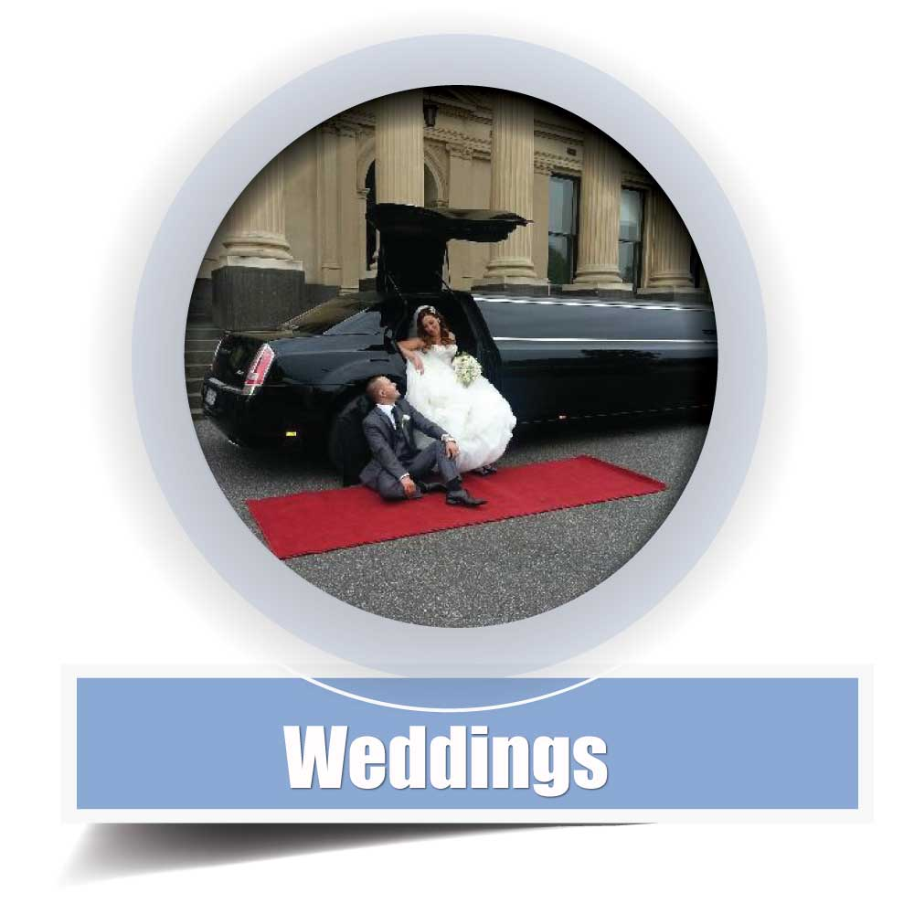 Melbourne Wedding Limo Hire