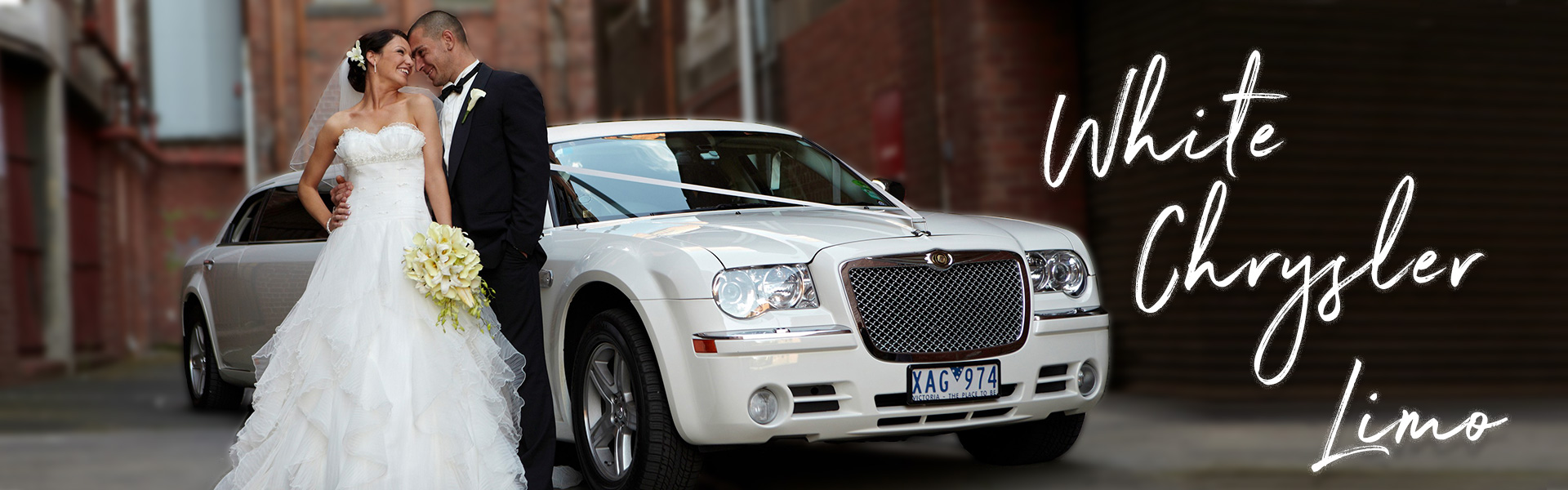 Black Chrysler Limo Hire Melbourne