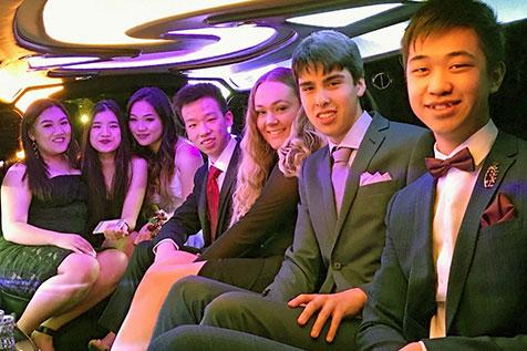Enrik Limousines - School Formal Limo Car Hire Melb