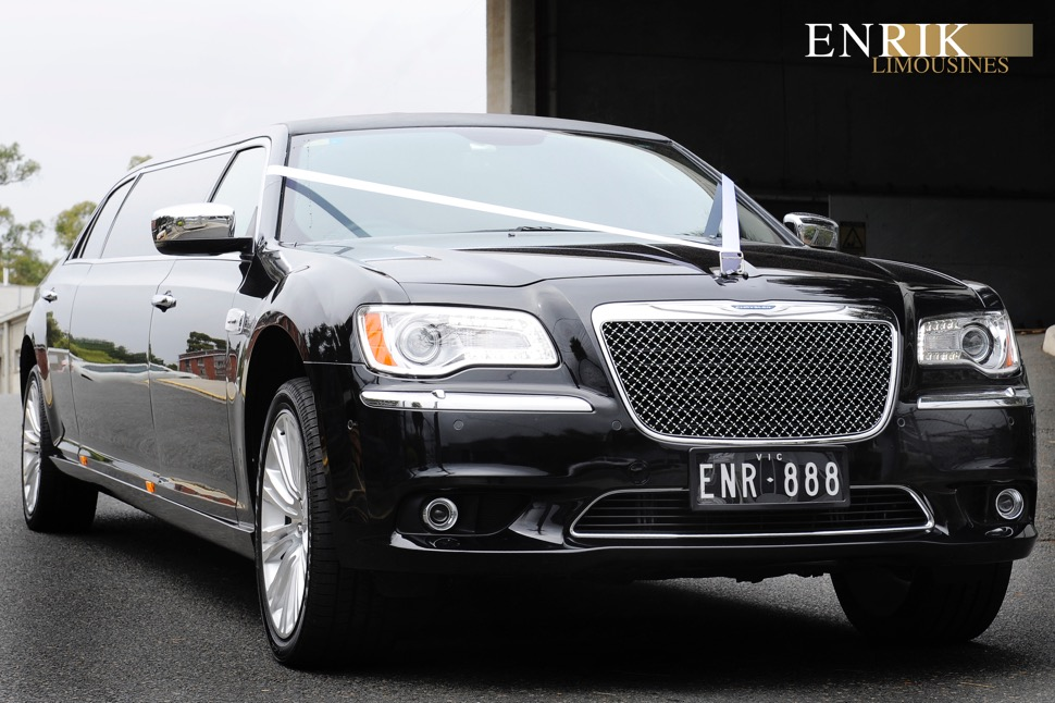 Enrik Limousines - Luxury Limo Wedding Car Hire Melbourne