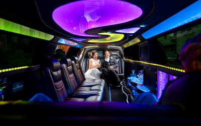 Limousine Hire at Quat Quatta Receptions