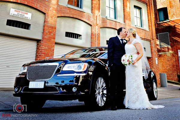 Enrik Limousines - Black Limo Wedding Car Hire Melbourne