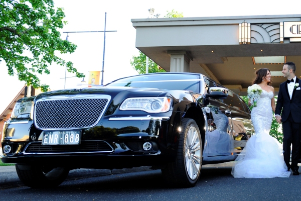 Enrik Limousines - Wedding Car Black Limo Hire Melbourne