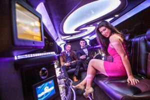 Christmas party limo hire Melbourne