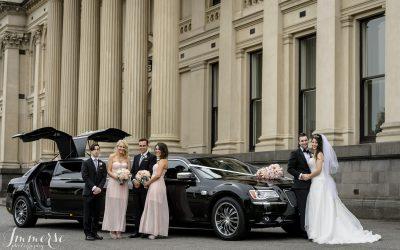 Chrysler Limousine Bram Leigh Receptions