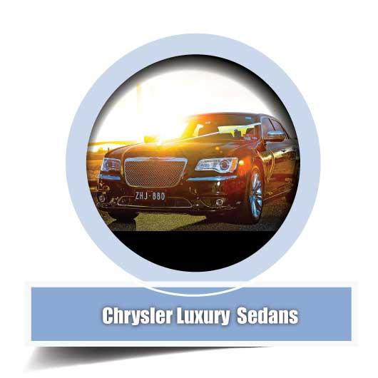 Luxury Chrysler Sedan Hire Melbourne - Enrik Limousines