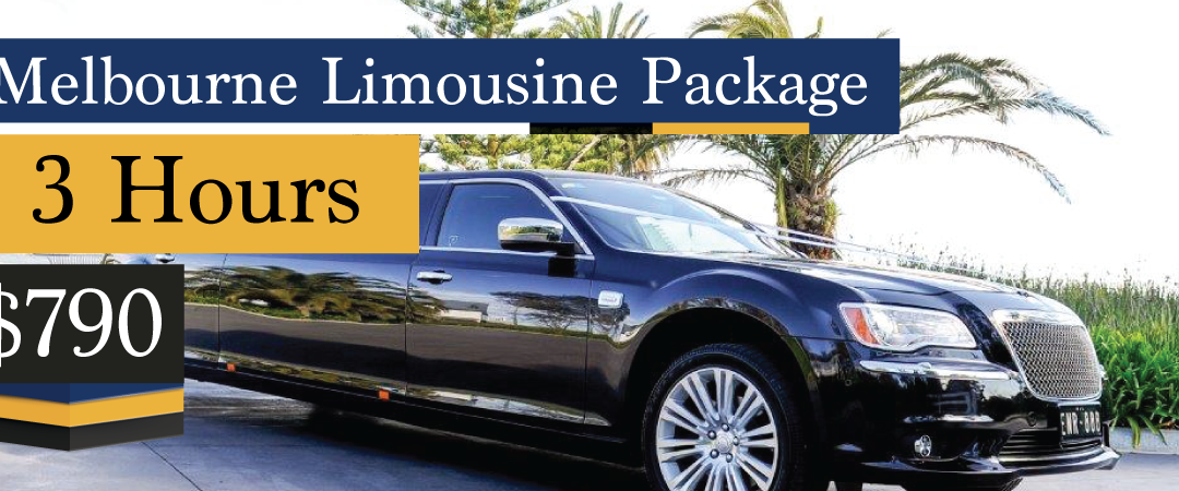 Melbourne Limo Hire Package
