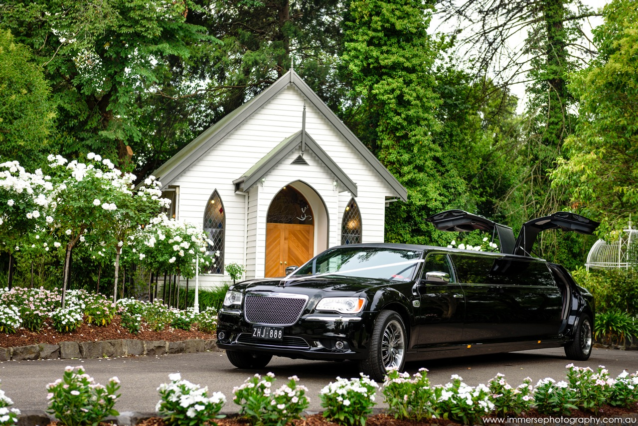 Bram Leigh Receptions Limo Hire