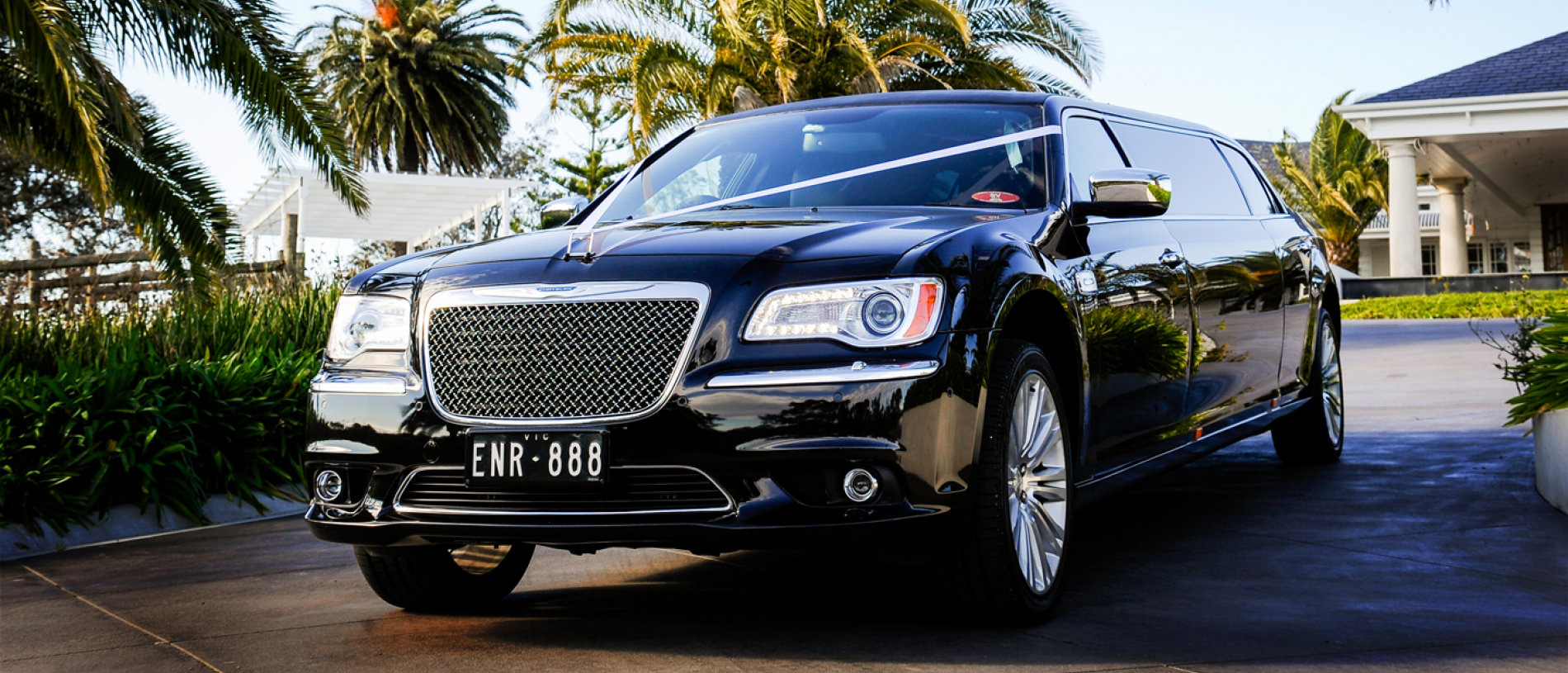 West Melbourne Limo Hire - Enrik Limousines