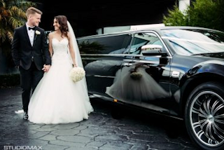 Rebecca and Sam – A Beautiful Day – Melbourne Wedding Car Hire