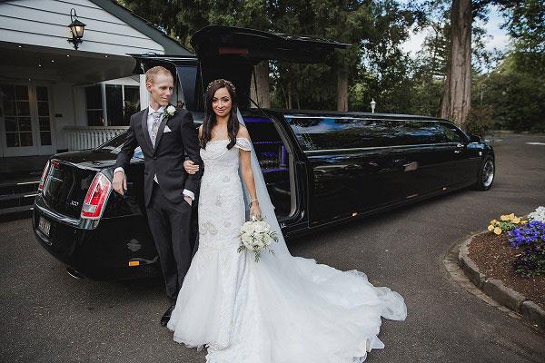 Yarra Valley Wedding Limo Hire