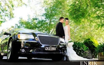 Melbourne Garden Wedding Limo Hire – Our Bunch of Garden Picks!
