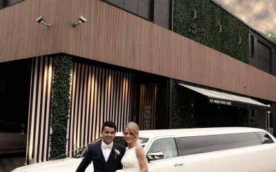 Red Scooter Wedding Limo Hire – Getting Married Melbourne-Style!