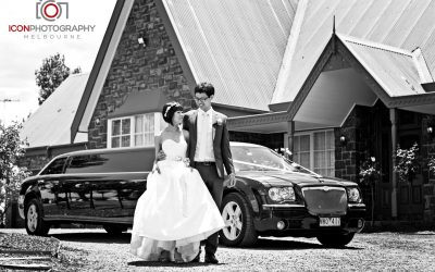 Yarra Valley Wedding Limo Hire – Wedding Day Romance in an Idyllic Setting!