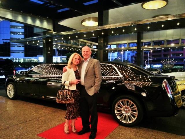 event limousine hire