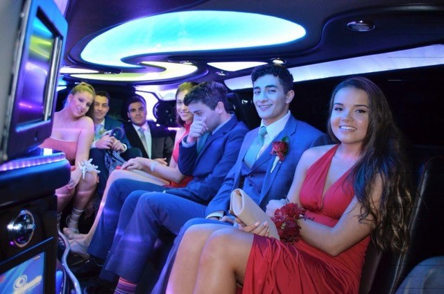 10-Seater Limo Hire