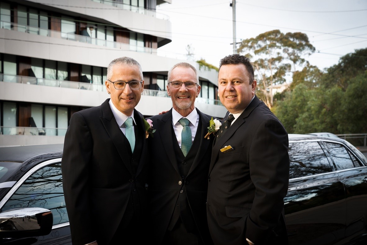 Richmond Wedding Limo Hire
