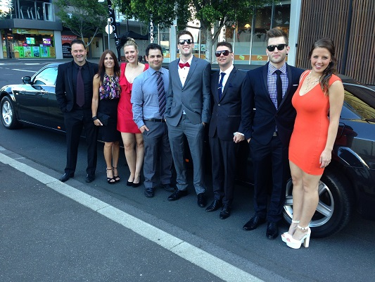 Spring Carnival Limo Hire Melbourne