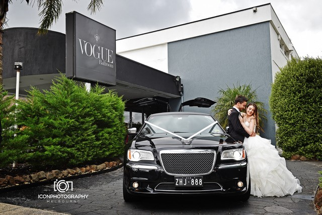 Vogue Ballroom Limo Hire