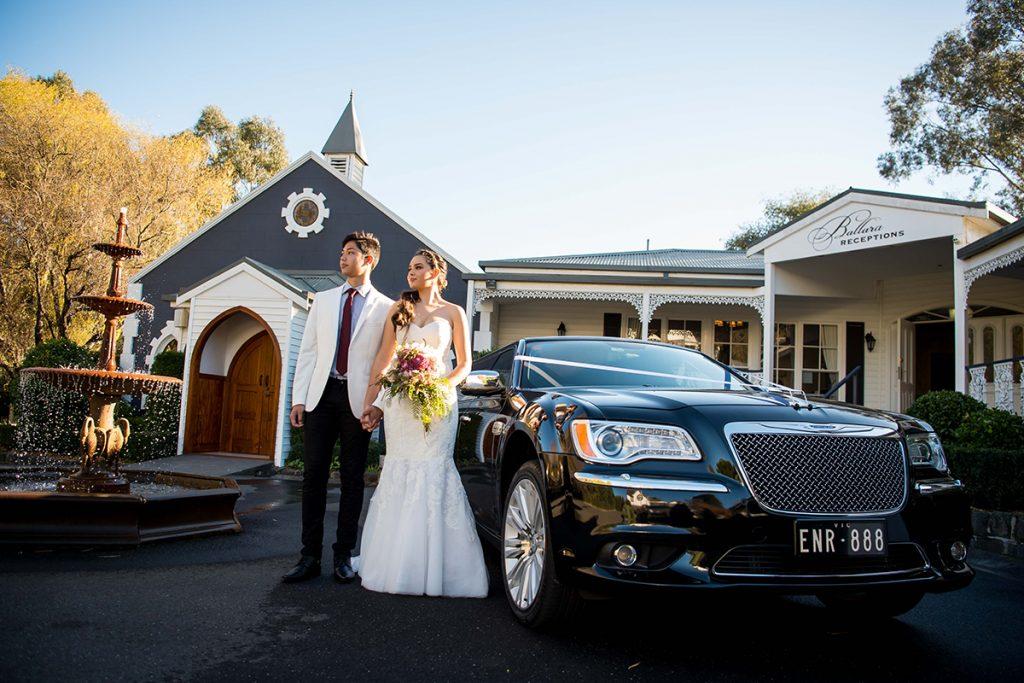 Enrik Limousines - Ballara Receptions Limousine Hire Melbourne