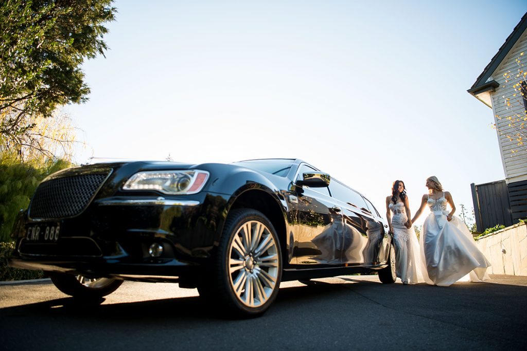 Enrik Limousines - Ballara Receptions Wedding Limouisine Hire