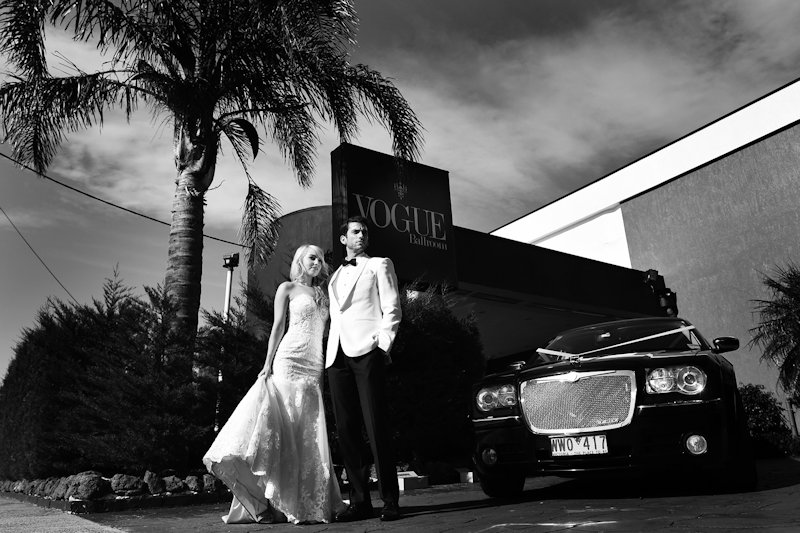 Melbourne Limo Hire Weddings