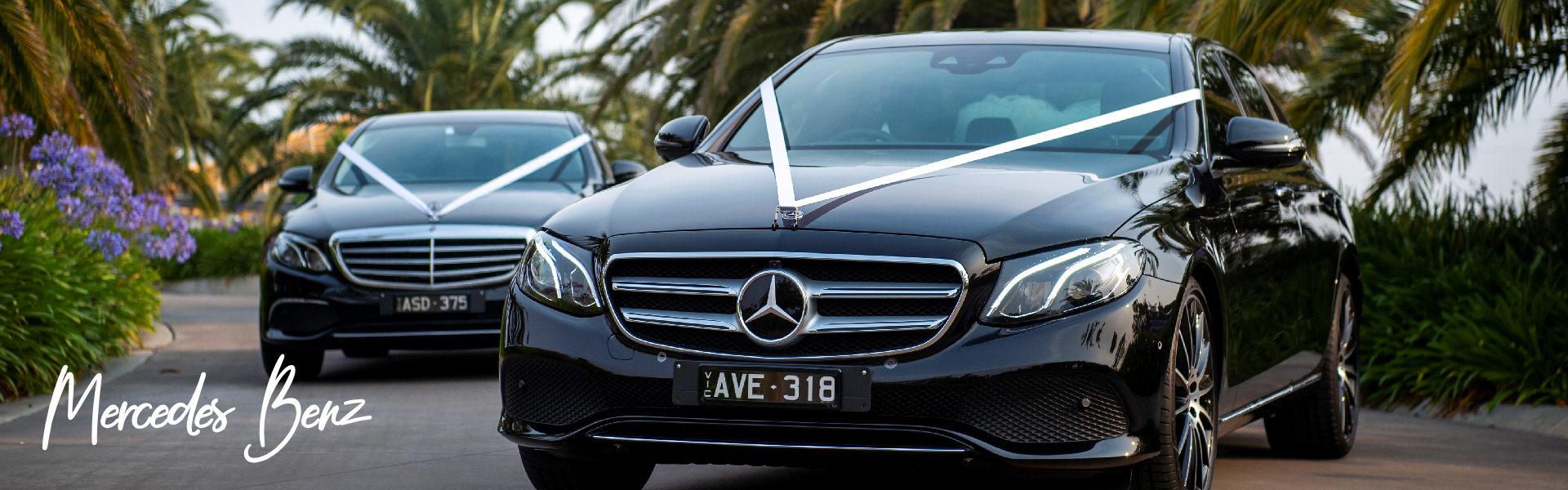 Mercedes Benz Wedding Car Hire V2