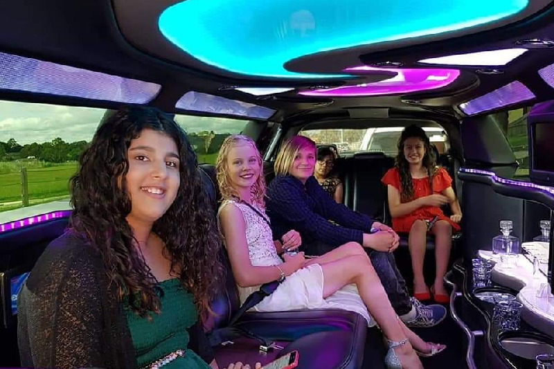 School Limo Hire